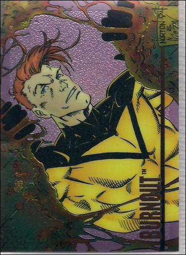 WildStorm: Set 1 (Base Set) 37-A by WildStorm