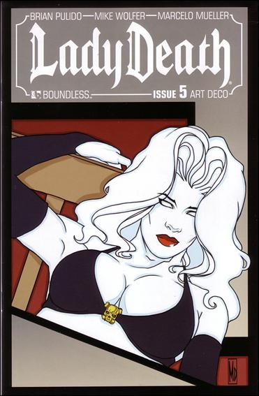 Lady Death (2010) 5-C by Boundless Comics