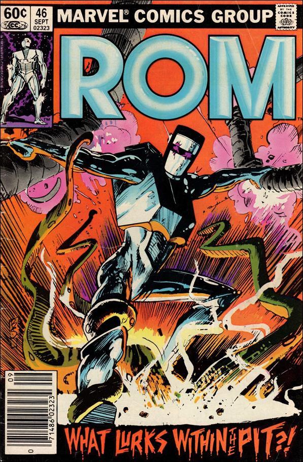 ROM (1979) 46-A by Marvel
