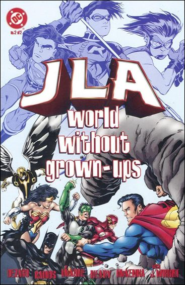JLA: World Without Grown-Ups 2-A by DC