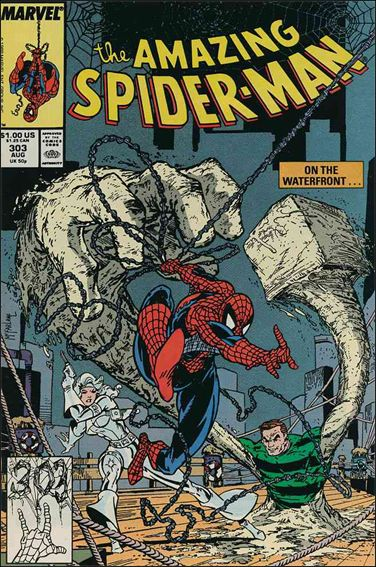 Amazing Spider-Man (1963) 303-A by Marvel