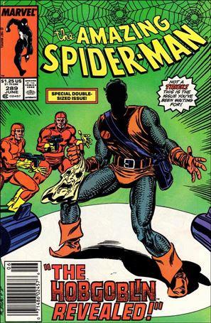Amazing Spider-Man (1963) 289-A