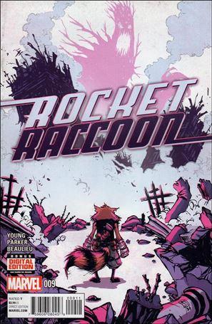 Rocket Raccoon (2014) 9-A