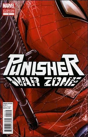 Punisher: War Zone (2012) 1-B by Marvel