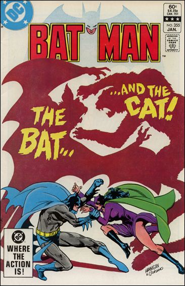 Batman (1940) 355-A by DC
