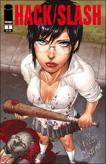 Hack/Slash: My First Maniac 1-A by Image
