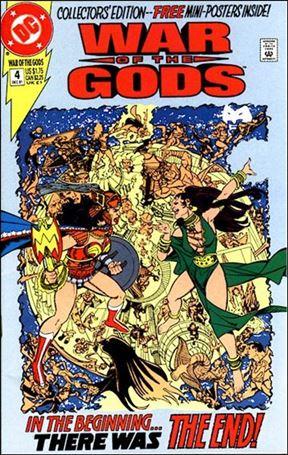 War of the Gods 4-B