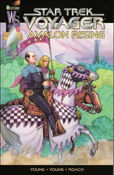 Star Trek: Voyager - Avalon Rising 1-A by WildStorm