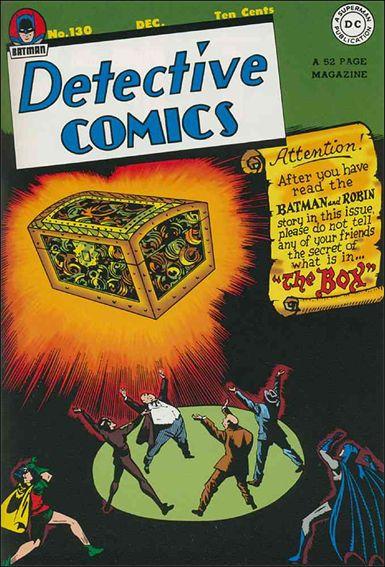 Detective Comics (1937) 130-A by DC