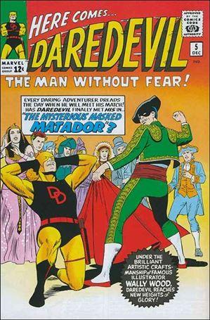 Daredevil (1964) 5-A