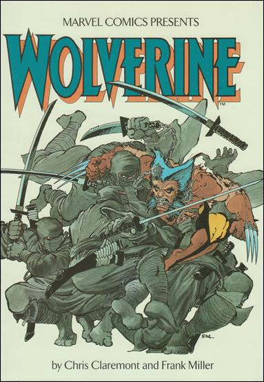 Wolverine (1987) 1-D by Marvel