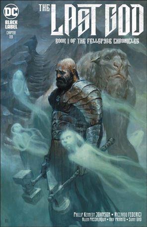 Last God: Book One of the Fellspyre Chronicles 10-A