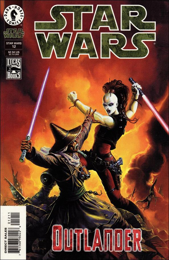 Star Wars/Star Wars Republic 12-A by Dark Horse