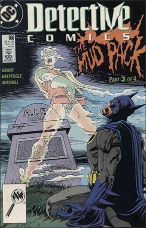 Detective Comics (1937) 606-A