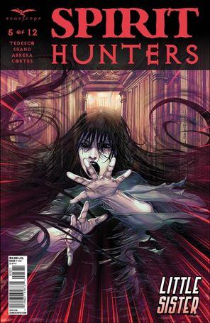 Spirit Hunters 5-B