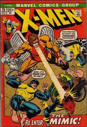 X-Men (1963) 75-A