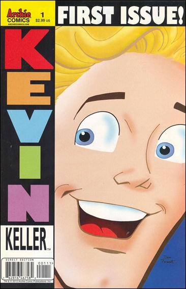Kevin Keller 1-A by Archie