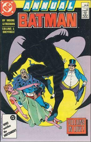 Batman Annual (1961) 11-A