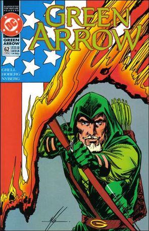 Green Arrow (1988) 62-A