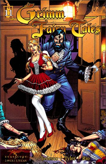 Grimm Fairy Tales (2005) 11-A by Zenescope Entertainment