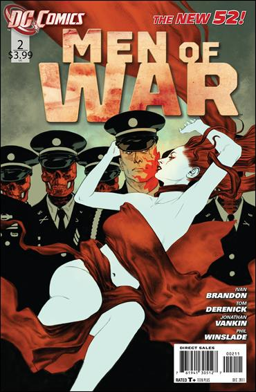 Men of War (2011) 2-A by DC