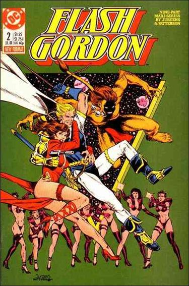 Flash Gordon (1988) 2-A by DC