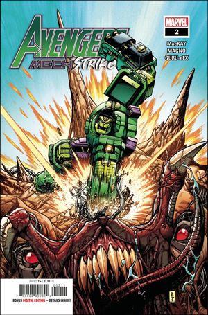 Avengers Mech Strike 2-A