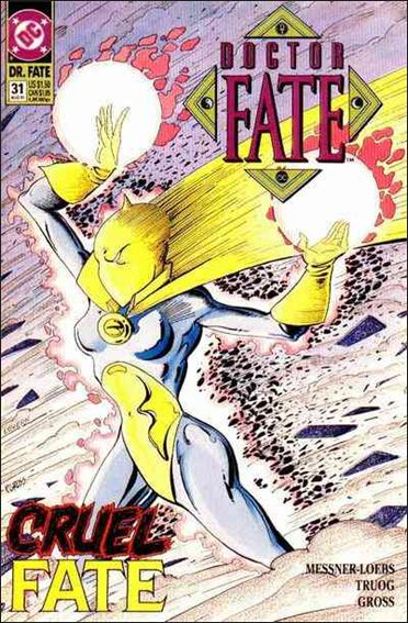 Doctor Fate (1988) 31-A by DC