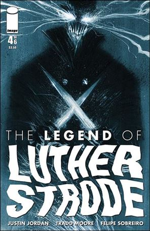 Legend of Luther Strode 4-A