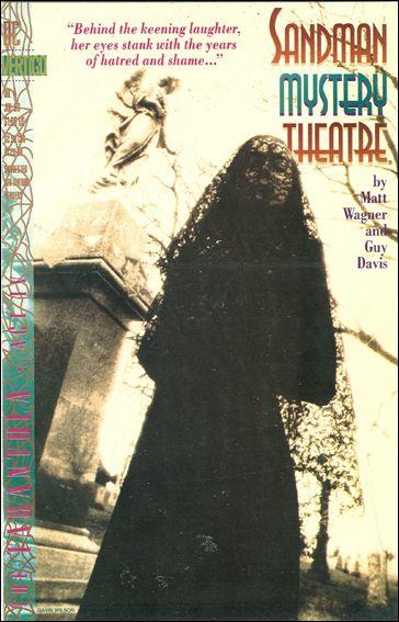 Sandman Mystery Theatre 4-A by Vertigo