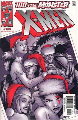 X-Men (1991) 109-A