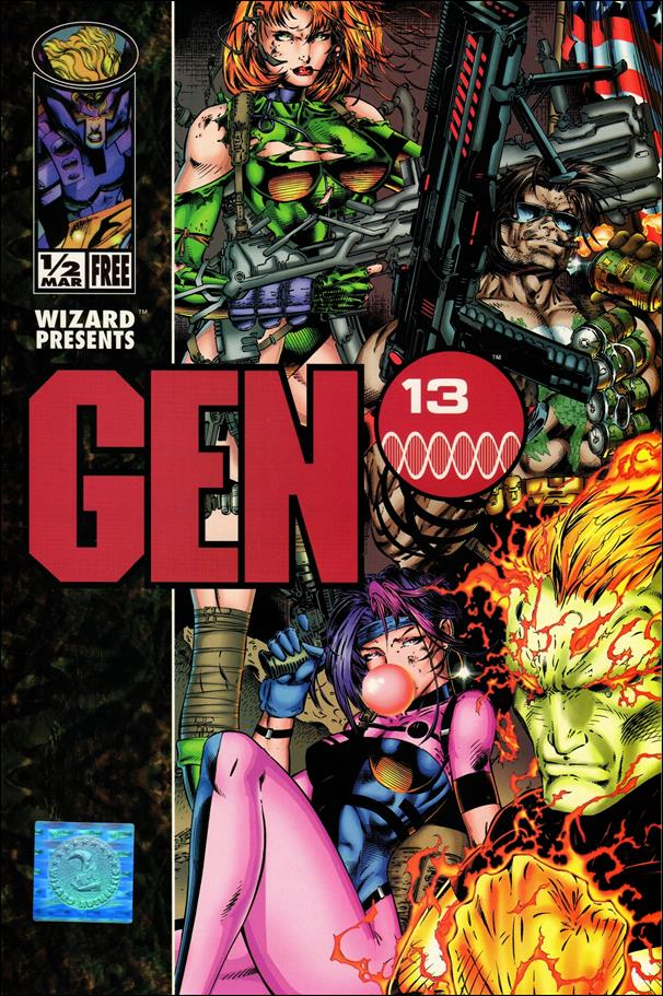 Gen13 (1994) 1/2-A by Image