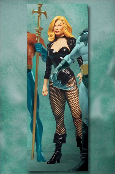 Justice League: Alex Ross (Series 2) Black Canary by DC Direct