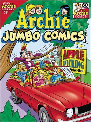 Archie (Comics) Double Digest 324-A