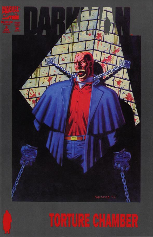 Darkman (1993) 3-A by Marvel