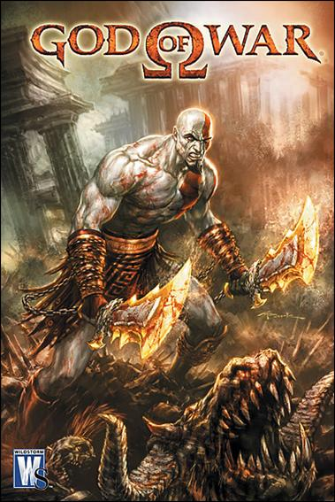 God of War 1-A by WildStorm