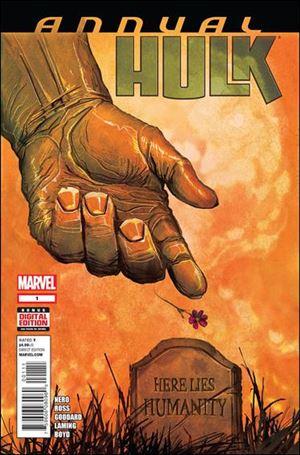 Hulk Annual 1-A