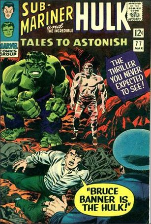 Tales to Astonish (1959) 77-A