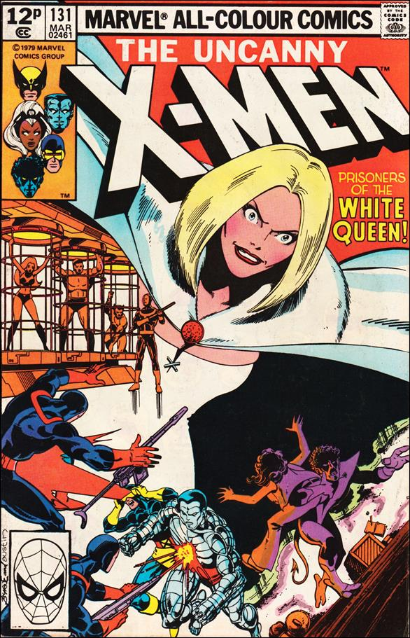 X-Men (1963) 131-B by Marvel