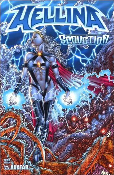 Hellina Seduction Preview-A by Avatar Press