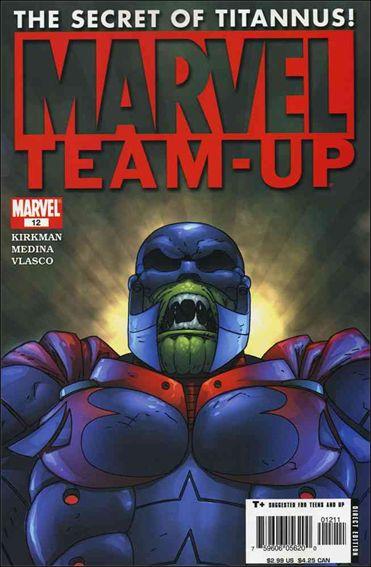 Marvel Team-Up (2005) 12-A by Marvel
