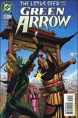 Green Arrow (1988) 113-A by DC