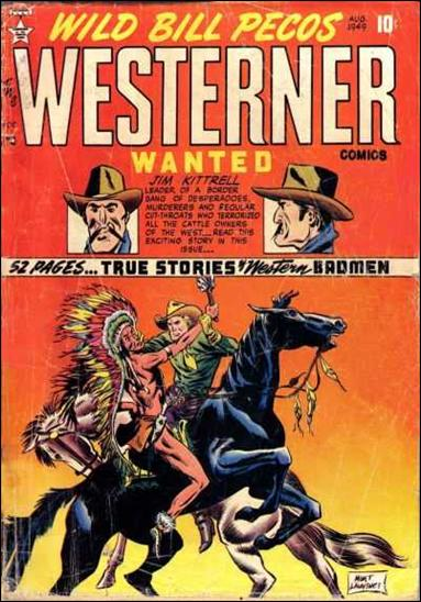 Westerner (1948) 22-A by Toytown