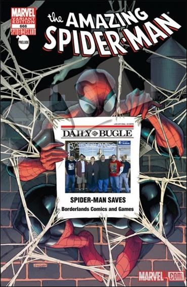 Amazing Spider-Man (1963) 666-MP by Marvel