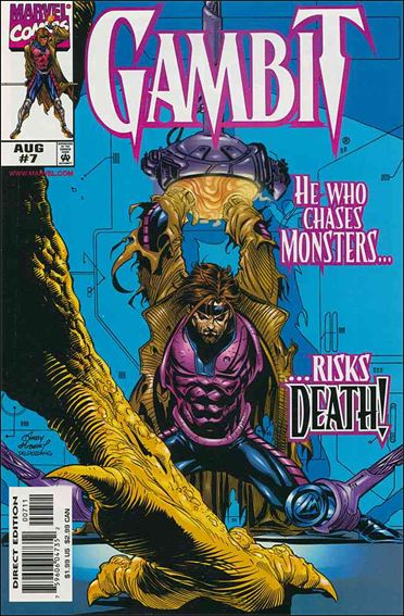 Gambit (1999) 7-A by Marvel