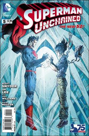 Superman Unchained 5-A