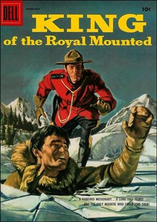 King of the Royal Mounted 20-A