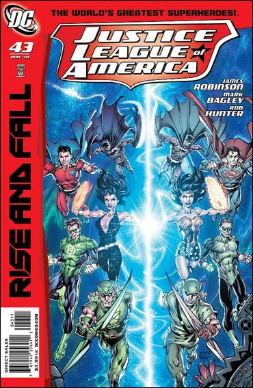 Justice League of America (2006) 43-A by DC