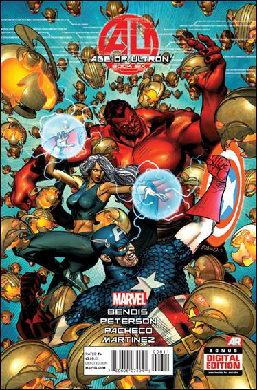 Age of Ultron 6-A by Marvel