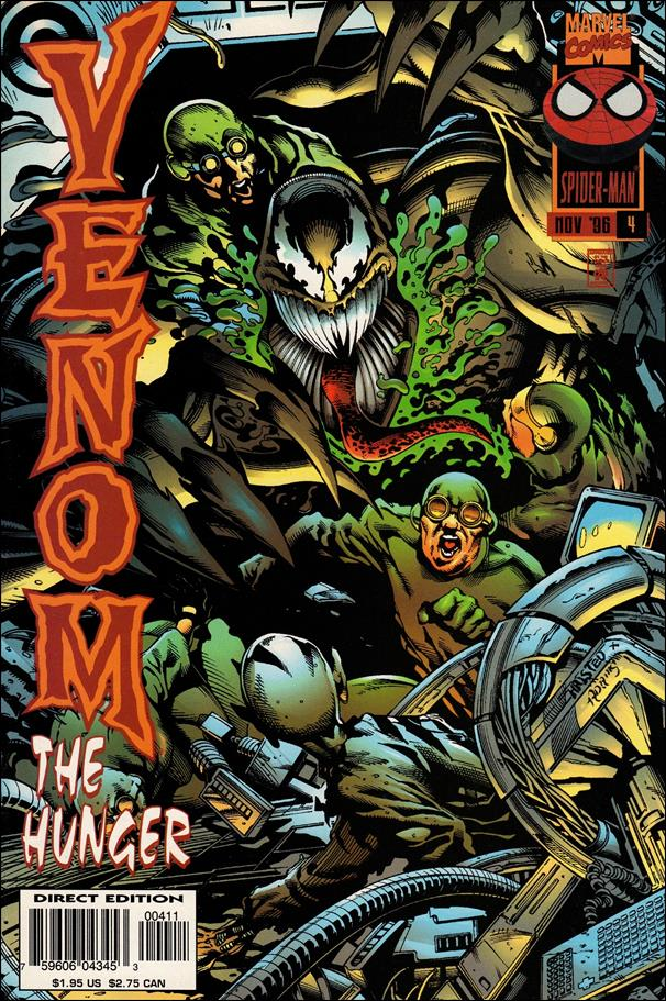 Venom: The Hunger 4-A by Marvel